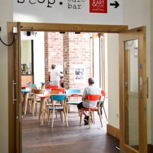 Stop. Cafe, SM&AG